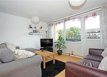 Thumbnail 2 bed flat to rent in Holcombe House, Landor Road, Clapham North, London