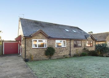 Thumbnail 2 bedroom bungalow for sale in Wychwood Close, Carterton