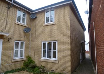 Thumbnail 2 bedroom terraced house for sale in Palmer Close, Ramsey, Huntingdon