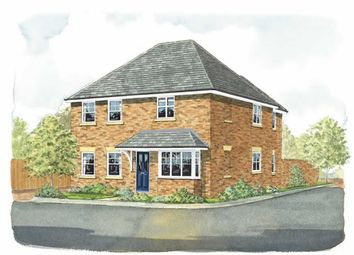 Thumbnail 4 bed detached house for sale in Leighton Road, Stoke Hammond, Milton Keynes