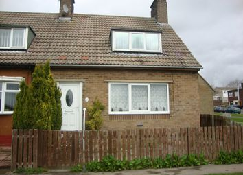 Thumbnail 2 bed terraced house to rent in Pine Park, Ushaw Moor, Durham