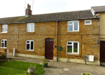 Thumbnail 3 bed cottage to rent in Main Street, Caldecott, Market Harborough