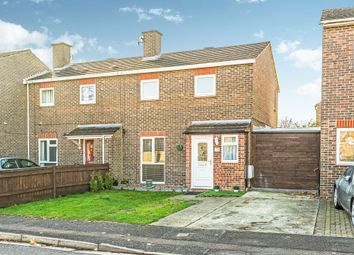 Thumbnail 3 bed semi-detached house for sale in Shackleton Close, Bicester