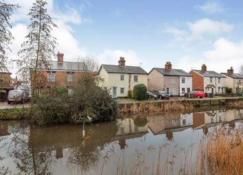 Thumbnail 3 bed semi-detached house for sale in Old Buckenham, Attleborough