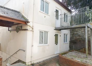 Thumbnail 2 bed flat to rent in Marthus Court, Liskeard, Cornwall