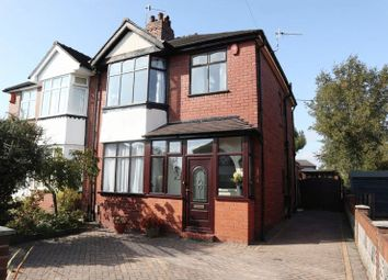3 bed semi-detached house for sale in Highfield Drive, Blurton, Stoke-On-Trent, Staffordshire ST3