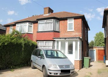 Thumbnail 3 bed semi-detached house to rent in Anmersh Grove, Stanmore, Stanmore