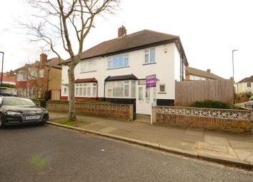 Thumbnail 3 bed semi-detached house for sale in Rockhampton Road, London