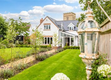 Thumbnail 3 bed detached house for sale in Marston Road, Granborough, Buckingham