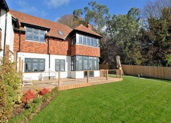 Cannongate Road, Hythe CT21. 4 bed detached house for sale