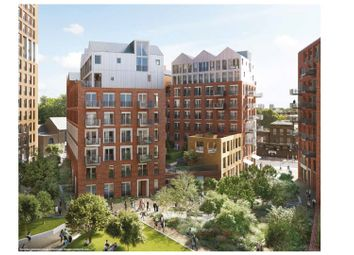 Thumbnail 2 bed flat for sale in Vauxhall, London