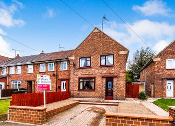 Thumbnail 3 bed end terrace house for sale in Norwood Avenue, Maltby, Rotherham