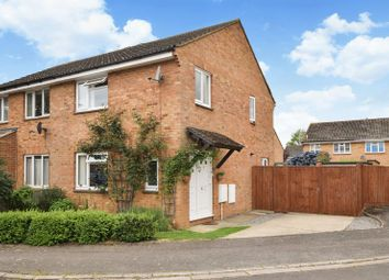 Thumbnail 3 bedroom semi-detached house for sale in Follets Close, Yarnton, Kidlington