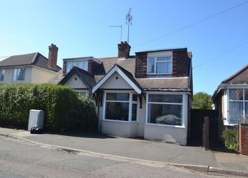 Thumbnail 3 bed bungalow for sale in Ruskin Road, Kingsthorpe, Northampton