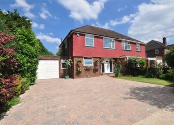 Thumbnail 3 bed detached house for sale in Vicarage Road, Staines Upon Thames, Surrey