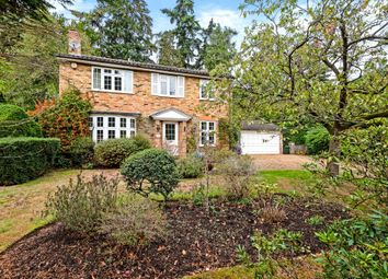 Sunningdale, Berkshire SL5. 4 bed detached house