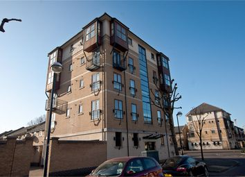 Thumbnail 2 bed flat for sale in East Lodge, Wesley Avenue, London