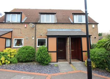 Thumbnail 2 bed terraced house for sale in Rupert Court, St. Peters Road, West Molesey