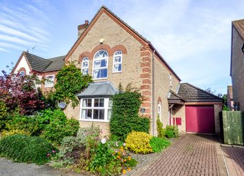 Thumbnail 3 bed detached house for sale in Deep Spinney, Biddenham, Bedford