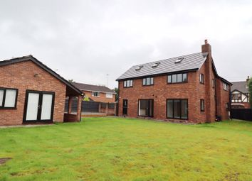 Thumbnail 6 bed detached house for sale in Drywood Avenue, Worsley, Manchester