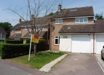 Thumbnail 4 bed link-detached house for sale in Blakes Avenue, Witney