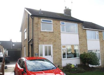 Thumbnail 3 bed semi-detached house for sale in Knox Grove, Harrogate