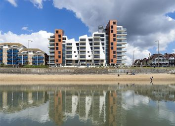 Thumbnail 3 bed flat for sale in W8, The Shore, 22-23 The Leas, Westcliff-On-Sea