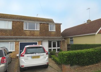 Cavell Avenue, Peacehaven BN10. 3 bed semi-detached house