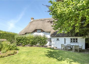 Thumbnail 3 bed detached house for sale in Tarrant Monkton, Blandford Forum, Dorset
