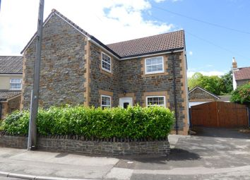 Thumbnail 4 bedroom detached house for sale in Woodend Road, Frampton Cotterell, Bristol