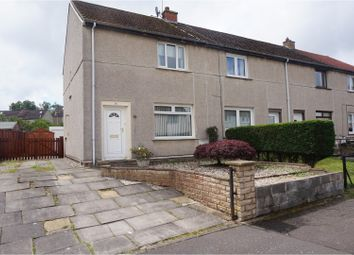 Thumbnail 2 bed end terrace house for sale in Windsor Road, Penicuik