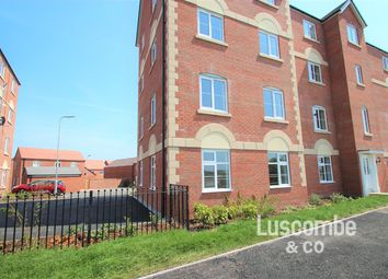 Thumbnail 2 bed flat to rent in William Lysaght House, Anderson Grove, Newport