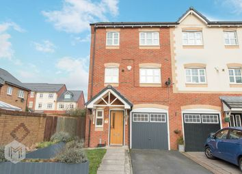 Thumbnail 4 bed town house for sale in Withington Close, Atherton, Manchester