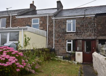 Thumbnail 2 bed cottage for sale in Abion Row, Carharrack