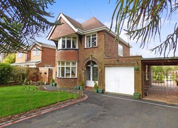 Thumbnail 3 bedroom detached house for sale in Grindley Lane, Meir Heath, Staffordshire