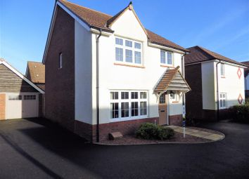 Thumbnail 4 bed detached house for sale in Bray Road, Holsworthy