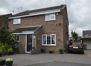 Thumbnail 2 bed semi-detached house for sale in Sywell Close, Swanwick, Alfreton