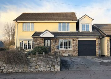 Thumbnail 4 bedroom detached house for sale in Wick Road, Ewenny, Bridgend