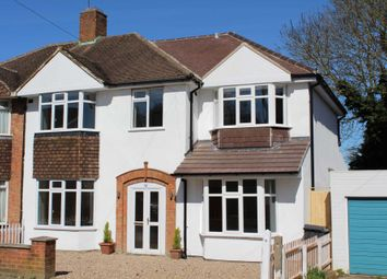 Thumbnail 5 bedroom semi-detached house for sale in Wintersdale Road, Leicester