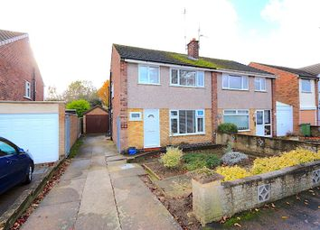 Thumbnail 3 bed semi-detached house for sale in Rushmere Walk, Leicester Forest East, Leicester