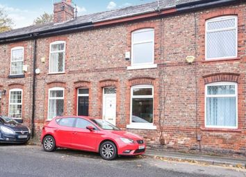Thumbnail 2 bed terraced house for sale in Cliff Road, Wilmslow, Cheshire, .