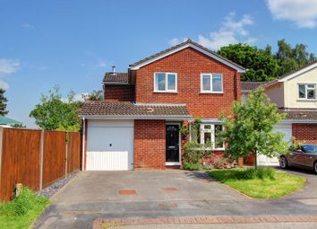 Thumbnail 4 bed detached house for sale in Hulles Way, North Baddesley, Hampshire