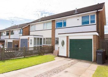 Thumbnail 3 bed semi-detached house for sale in Mappleborough Road, Shirley, Solihull