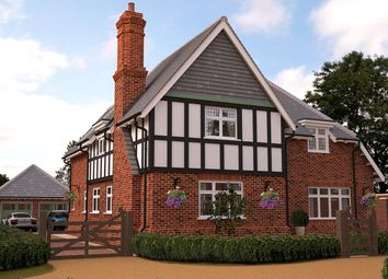 Thumbnail 4 bedroom detached house for sale in Sandiway, 1 Petwood Oaks, Woodhall Spa