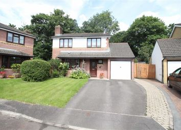 Thumbnail 3 bed detached house for sale in Gifford Close, Cwmbran, Torfaen