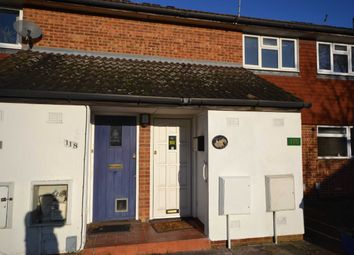 Thumbnail 1 bed flat to rent in Willowmead, Hertford