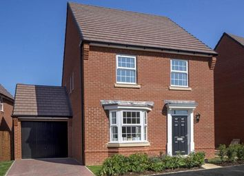 "Thumbnail 4 bed detached house for sale in ""Irving"" at Stoke Road, Poringland, Norwich"