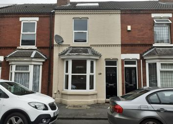 Thumbnail 2 bedroom terraced house to rent in Stanhope Road, Doncaster