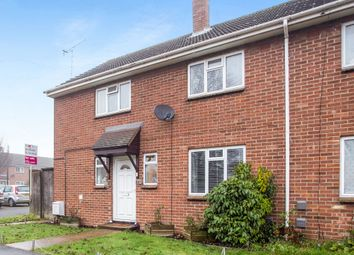 Thumbnail 3 bedroom end terrace house for sale in Windmill Road, Upper Marham, King's Lynn
