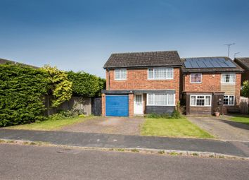 Thumbnail 3 bed detached house for sale in Crispin Field, Pitstone, Leighton Buzzard
